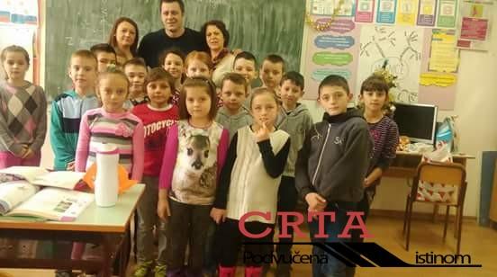 Posjeta Osnovcima U Ju Ivan Goran Kovacic U Gradaccu Radio Bet