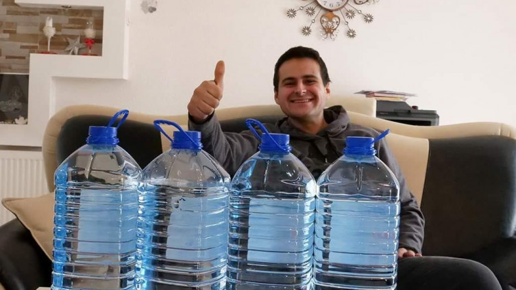 Fojničanin dnevno popije i do 25 litara vode