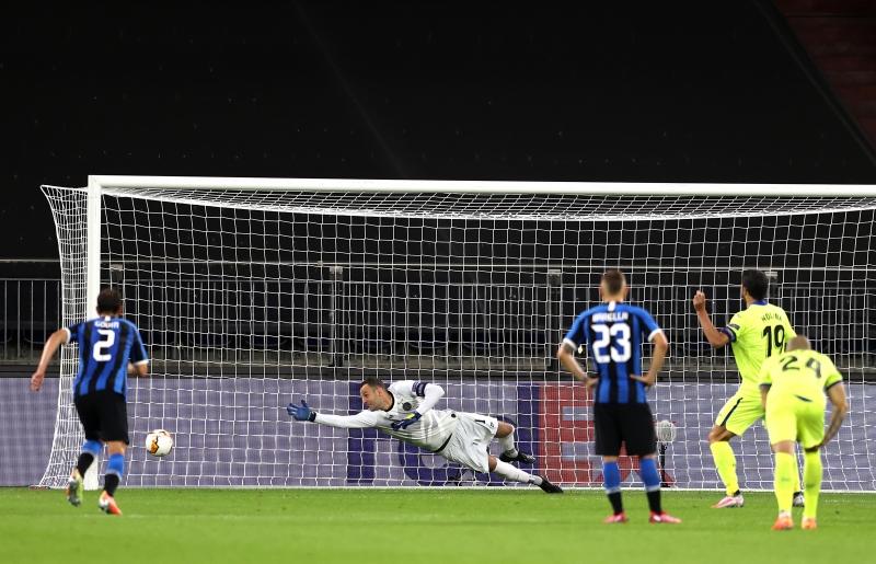 Inter i Manchester United u četvrtfinalu Europa lige