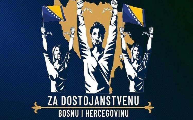 Grupa građana traži od međunarodne zajednice: Prekinite pregovore s Izetbegovićem, Čovićem i Dodikom