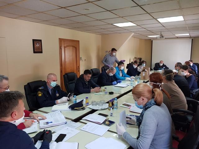 Održana peta sjednica Štaba civilne zaštite Grada Gradačac