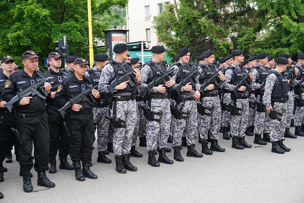 Policajci TK-a i dalje imaju najniže plate u FBiH
